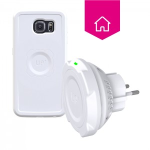Wall wireless charger for Galaxy S6