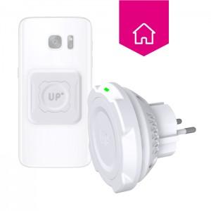 chargeur sans-fil prise secteur - mobiles Qi inclus - charge sans fil up' - store Exelium