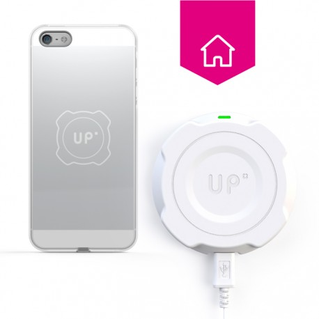 Wall wireless charger - iPhone 5/5S/SE - Up' wireless charging - Exelium Store