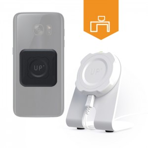 Qi enabled phones - Desk kit wireless charging