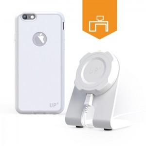 Station de charge sans-fil bureau - iphone 6 - charge sans fil up' - store Exelium