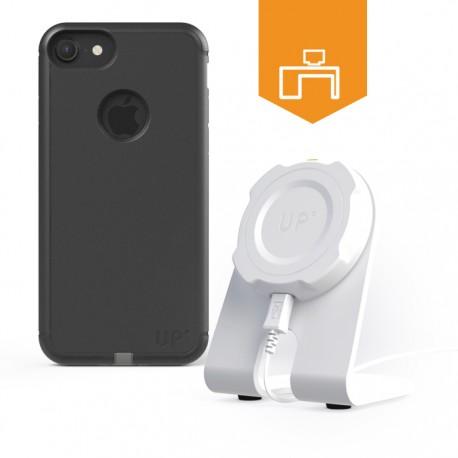 Station de charge sans-fil bureau - iphone 7 - charge sans fil up' - store Exelium