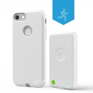 wireless power bank - iPhone 7 Plus - Up' wireless charging - Exelium Store
