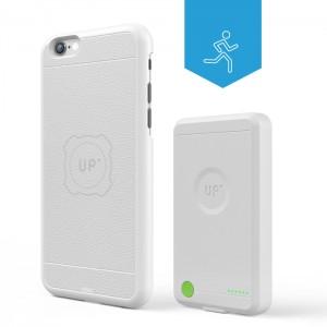 Batterie externe charge sans fil - iPhone 6/6S Plus - charge sans fil up' - store Exelium