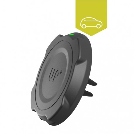 Chargeur sans-fil voiture grille d'aération