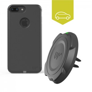 Car air vent wireless charger - iPhone 7 Plus