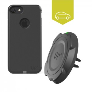 Car air vent wireless charger - iPhone 7