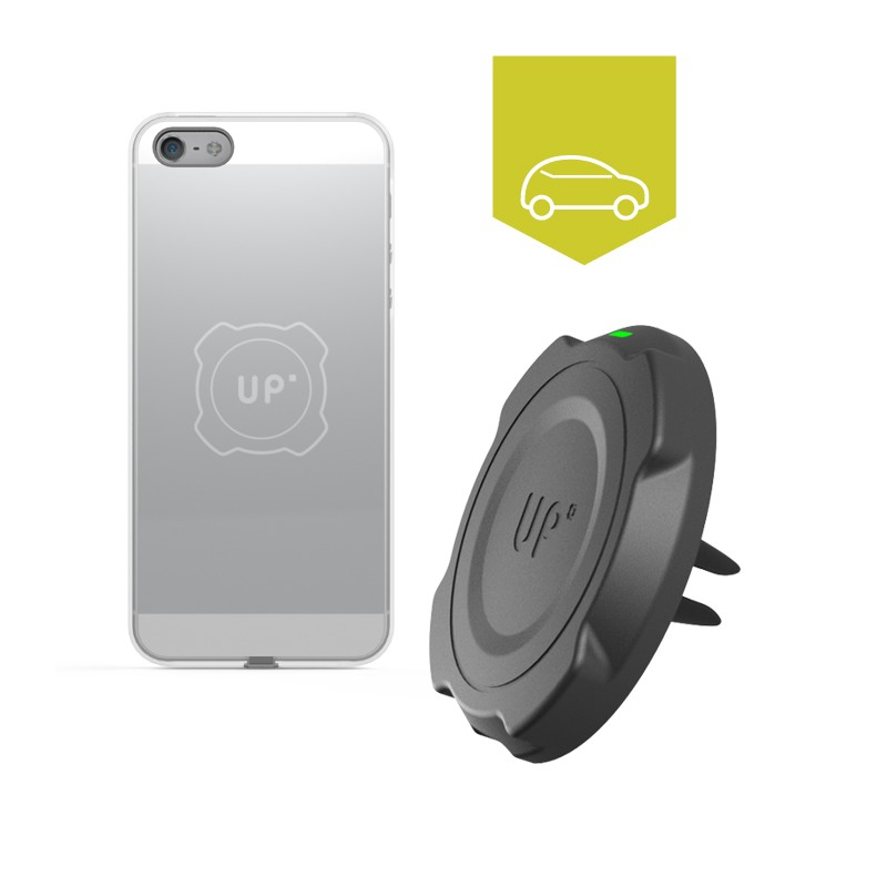 chargeur sans fil voiture grille d 39 a ration iphone 5 5s se charge sans fil up 39 store. Black Bedroom Furniture Sets. Home Design Ideas