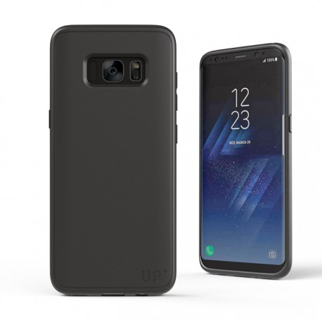 galaxy s8 magnetic case for up 39 wireless charging. Black Bedroom Furniture Sets. Home Design Ideas