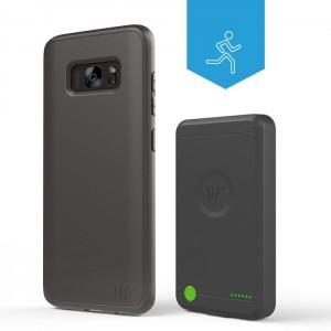 Batterie externe à induction - Charge sans-fil Galaxy S8