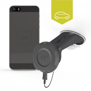 Chargeur sans-fil voiture pare-brise - iPhone 5/5S/SE