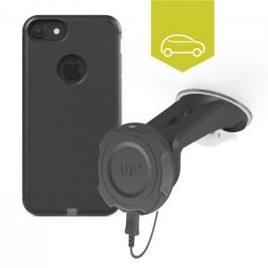 Chargeur sans-fil voiture pare-brise - iPhone 7 Plus