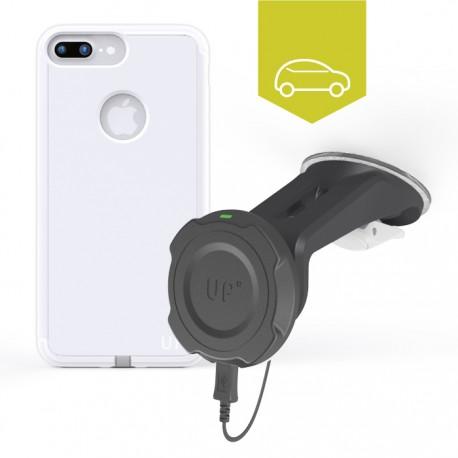 wireless charging car mount - iPhone 7 Plus - Up' wireless charging - Exelium Store