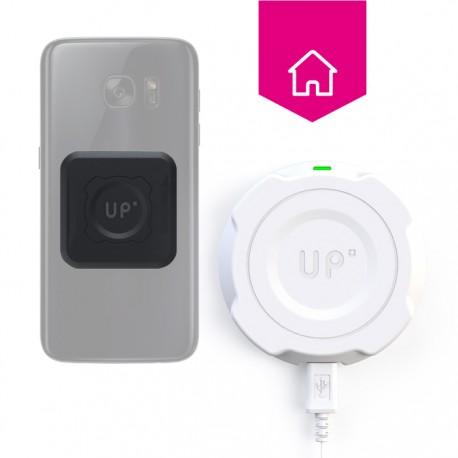 Chargeur sans-fil  - mobiles Qi inclus - charge sans fil up' - store Exelium