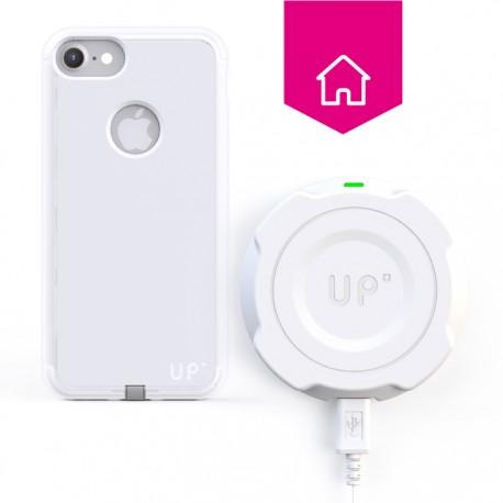 Chargeur sans-fil mural - iphone 7 - charge sans fil up' - store Exelium