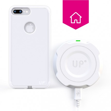 Chargeur sans-fil mural - iphone 7 Plus - charge sans fil up' - store Exelium