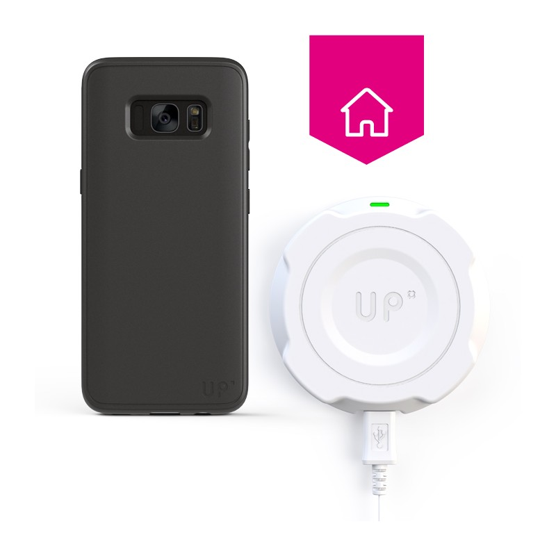 chargeur induction mural charge sans fil galaxy s8 galaxy s8 exelium upm1u02b upmss8. Black Bedroom Furniture Sets. Home Design Ideas