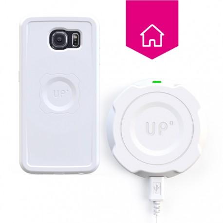 Chargeur sans-fil mural - Galaxy S6 - charge sans fil up' - store Exelium