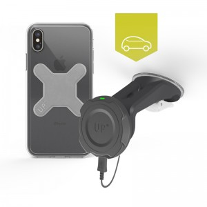 Car holder wireless charger - iPhone X