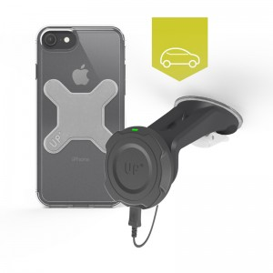 Car holder wireless charger - iPhone 8