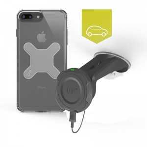 Car holder wireless charger - iPhone 8 Plus