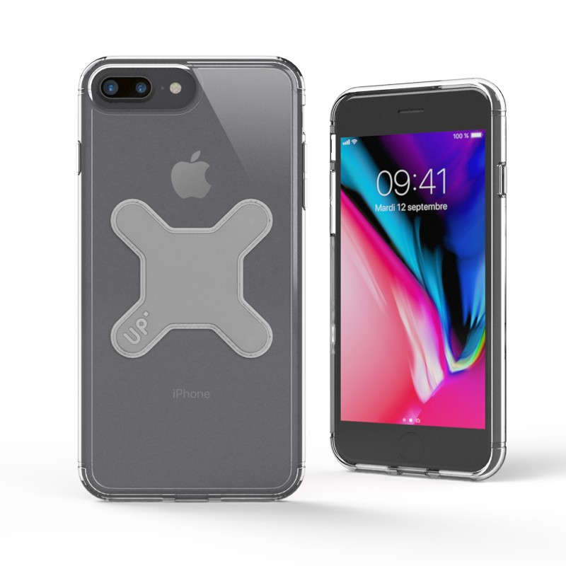 coque iphone 8 plus chargeur induction