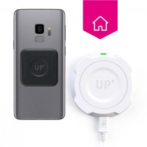 Chargeur à induction mural - Charge sans-fil Galaxy S9 / S9 Plus