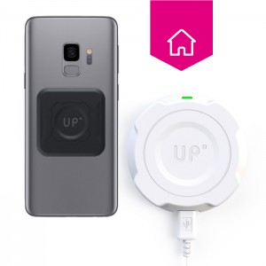 Chargeur sans-fil  - Galaxy S9 / S9 Plus - charge sans fil up' - store Exelium