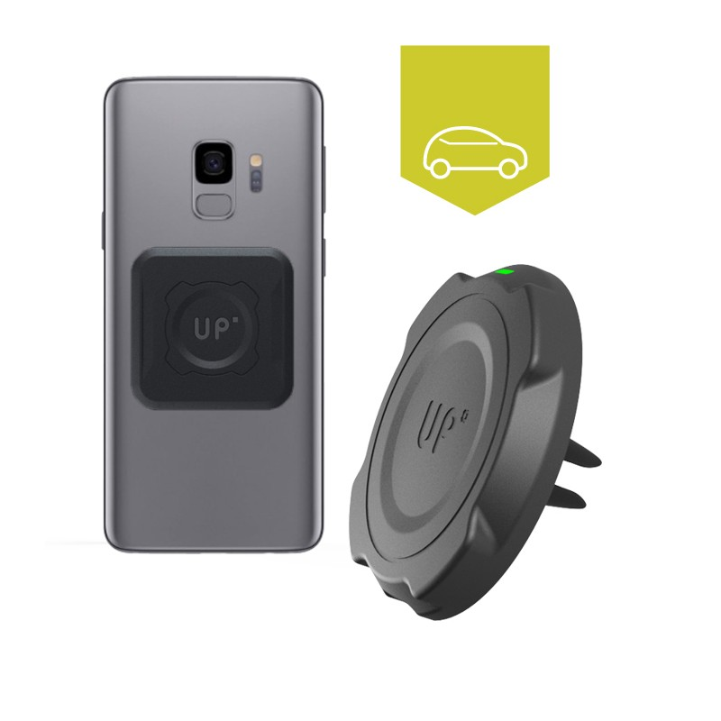galaxy s9 s9 plus car air vent wireless charger. Black Bedroom Furniture Sets. Home Design Ideas