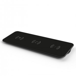 Multiple charging pad 3 positions - wireless charging