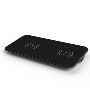 Multiple charging pad 2 positions - wireless charging