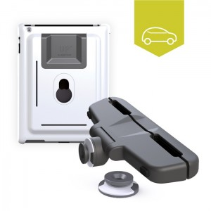 Car mount holder headrest for iPad