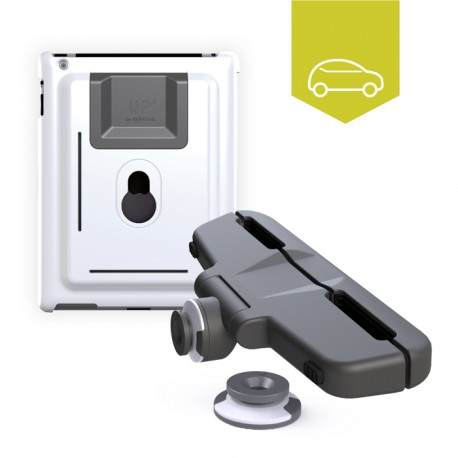 Support voiture appui-tête - iPad 2, 3, 4 - support tablette Up' - store Exelium
