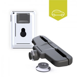iPad Mini - Car kit headrest holder