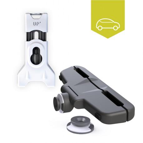 Insten car cd slot magnetic phone holder mount 1