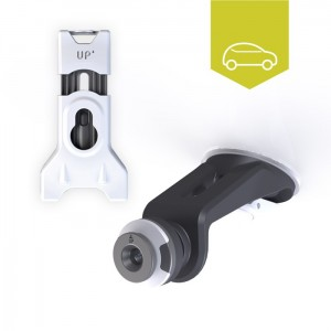 Windshield Car mount holder for 7'' to 13'' tablets