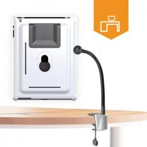 iPad 2, 3, 4 - Office kit multidirectional mount for wall/desk