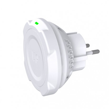 Wireless charger plug electrical outlet