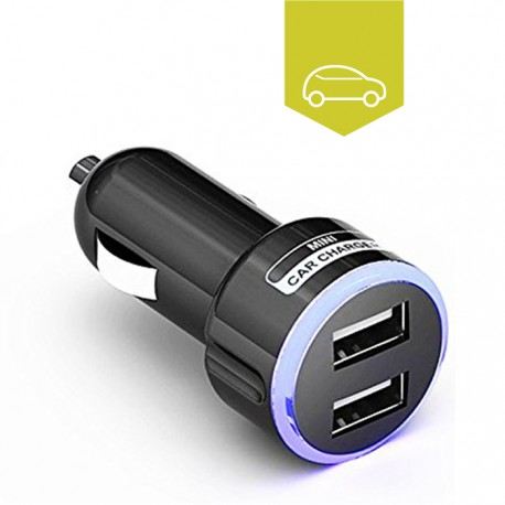 Chargeur USB voiture