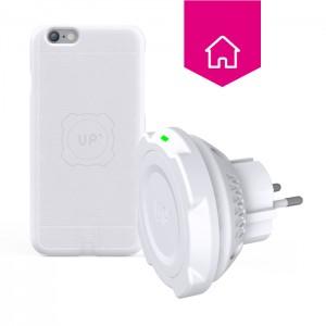 chargeur sans-fil prise secteur - iPhone 6/6S - charge sans fil up' - store Exelium