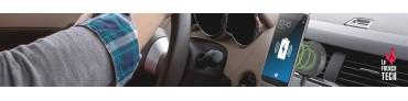 Chargeur sans-fil rapide voiture grille d'aération