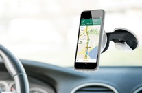 Windshield car wireless charger