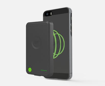 batterie externe induction charge sans fil iphone 5 5s se iphone 5 5s se exelium. Black Bedroom Furniture Sets. Home Design Ideas